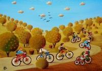 Podzimní cyklistický výlet