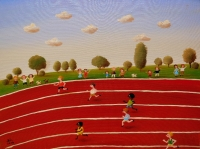 Běh na 400 metrů
