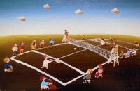 Tenis na trávě