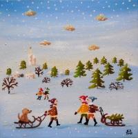 Vánoční obrázek