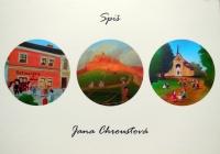 Spiš - pohlednice