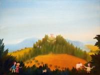Setkání s malířem